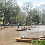 Reenactment of the Arrival of the Acadians on the Bayou Teche